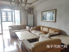 郢都广场3房135平品牌家具暖气证满两年