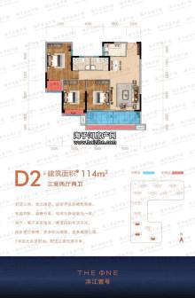D2-114平米